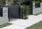 Airlie Beach Boundary fencing aluminium 3old