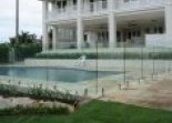 Frameless glass Fencing Companies