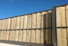 Airlie Beach Lap and cap timber fencing 1