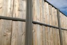Airlie Beach Lap and cap timber fencing 2