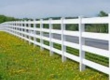 Kwikfynd Pvc fencing airliebeach