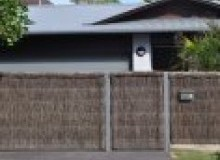 Kwikfynd Thatched fencing airliebeach
